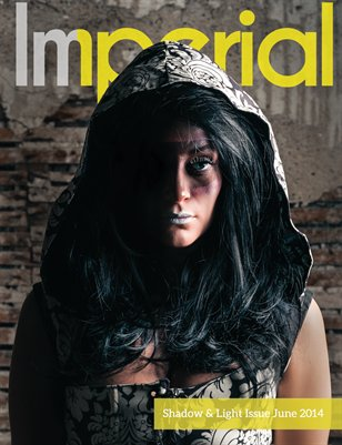June 2014 Imperial Magazine Shadow & Light Issue