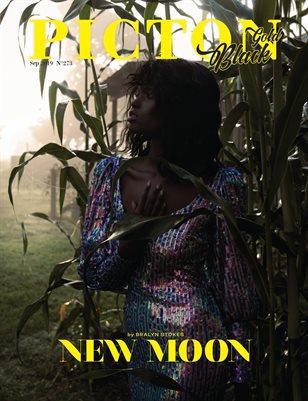 Picton Magazine SEPTEMBER  2019 N273 Black Gold Cover 2