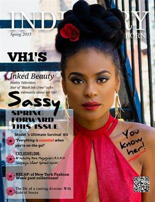 Industry Born Magazine (Spring Issue 2015)