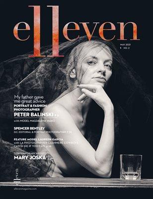 elleven magazine MAY 21