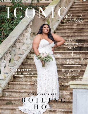 Iconic Bride Magazine Summer/Fall 2019