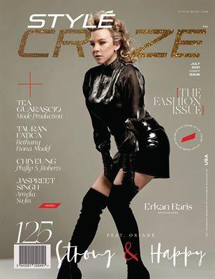 JULY 2021 Issue (Vol: 125) | STYLÉCRUZE Magazine