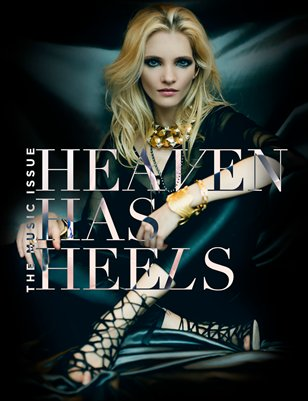 Heaven Has Heels 2015 April Issue