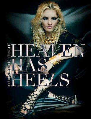 Heaven Has Heels 2015 April Issue