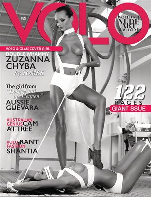 VOLO Magazine #21 - The Double Whammy Issue