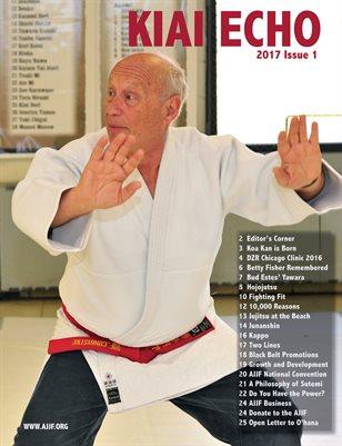 Kiai Echo 2017 Issue 1