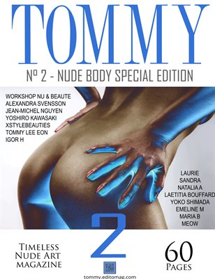 Issue 2 - Nude Body