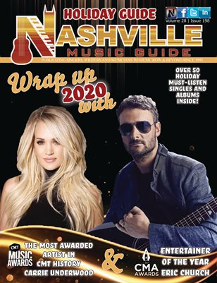 Nashville Music Guide Holiday 2020 Vol. 28 #198