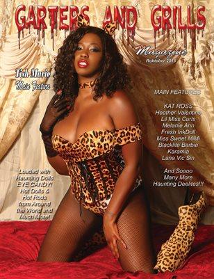 La Femme Tish Marie Hot Halloween