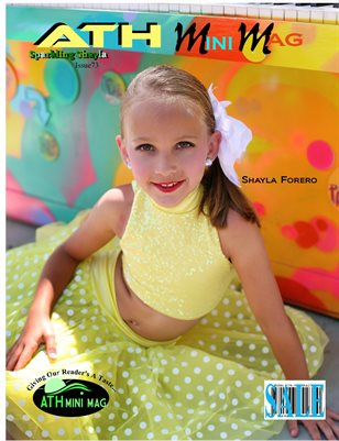 Issue #73: Sparkling Shayla
