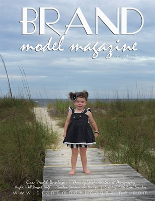 Brand Model Magazine  Issue # 123