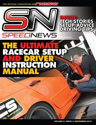 Speed News Magazine December 2013