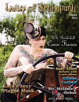 Ladies of Steampunk Vol 2 Issue 5, August 2014