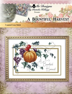 A Bountiful Harvest Cross Stitch Pattern