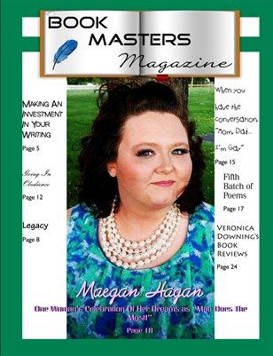 Book Masters Magazine, November 2015