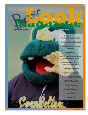 Best Look Magazine, August 2013