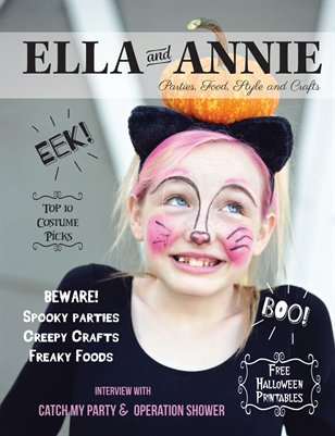 Ella and Annie Magazine Fall 2014