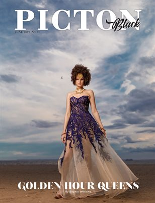 Picton Magazine June 2019 BLACK N157 Cover 2