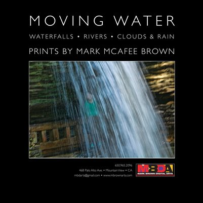 Moving Water