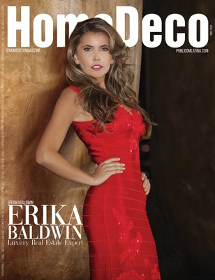 HOMEDECO Magazine - ERIKA BALDWIN - June/2020 - Issue #4