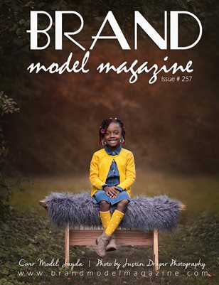 Brand Model Magazine  Issue # 257