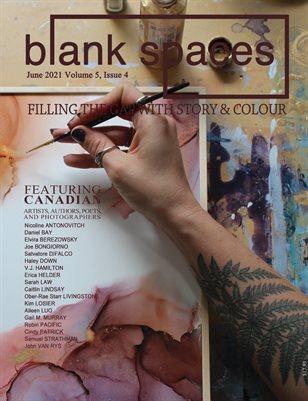Blank Spaces June 2021
