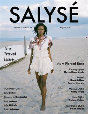 SALYSÉ Magazine | Vol 4 : No 75 | August 2018