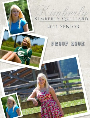 Kimberly Quillard - Proofbook