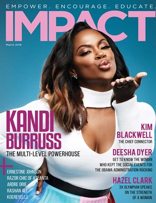 The Powerhouse Issue w/Kandi Burruss