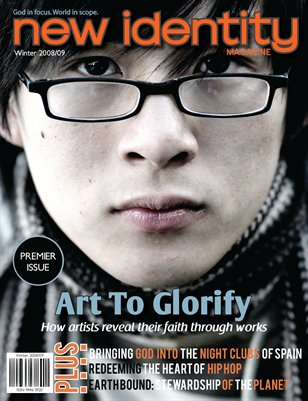 New Identity Magazine Premier Issue (Winter 2008/09)