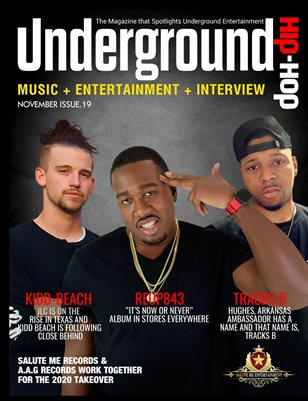 Underground Hip-Hop November Issue 19