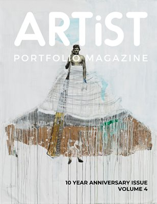 Artist Portfolio Magazine Anniversary Issue VOL 4