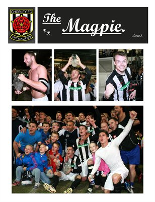 The Magpie - Chorley FC ( Issue 1)