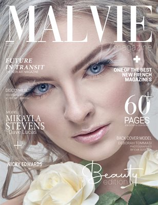 MALVIE Mag - Beauty Edition Vol. 21 JULY 2020