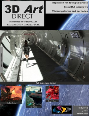 3D Art Direct Issue 16