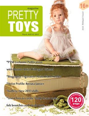 "English ""Pretty Toys"" #2(14), 2013"
