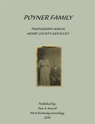 POYNER FAMILY, HENRY COUNTY, TENNESSEE