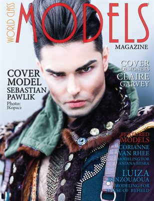 World Class Models Magazine with Sebastian Pawlik