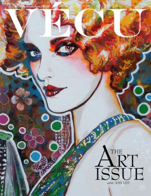 VÉCU Magazine September 2011 {ART Issue