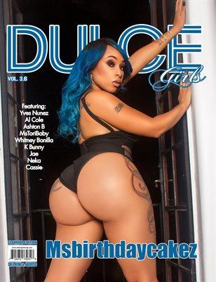 Dulce Girls Magazine Vol 4.1