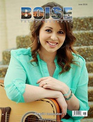 Boise Talent Magazine June 2016 Edition