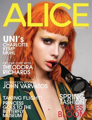 Alice Magazine Spring/Summer 2020