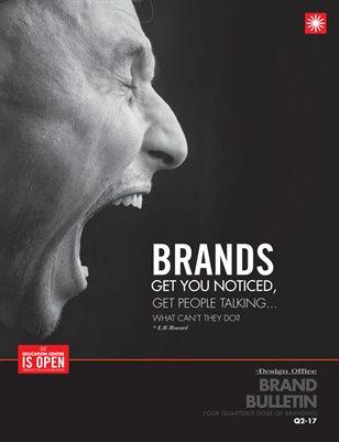 The Brand Bulletin | April 2017