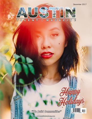 Austin Talent Magazine December 2017 Edition