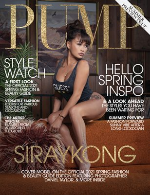 PUMP Magazine | The May Fashion Issue | Vol.2 | May 2021