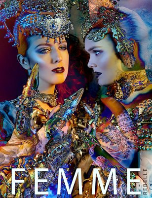 Femme Rebelle Magazine APRIL 2018 - BOOK 1