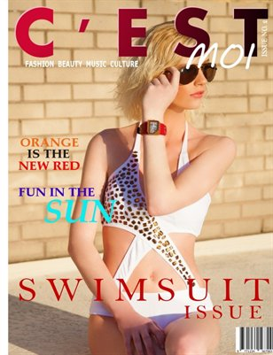 C'est Moi Magazine Issue Two
