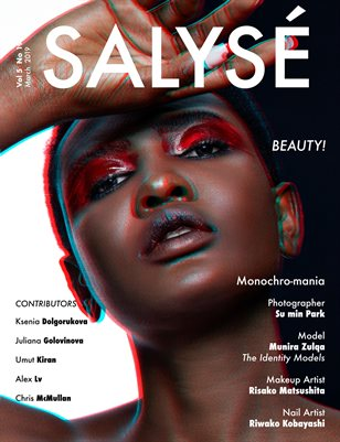 SALYSÉ Magazine | Vol 5 No 19 | March 2019 |