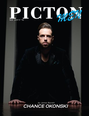 Picton Magazine May 2019 Men N98 Cover 2