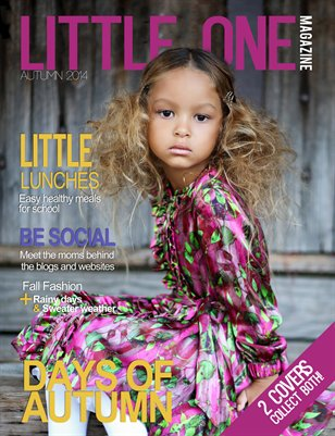 Little One Magazine: Issue 3 (Alivia Simone)